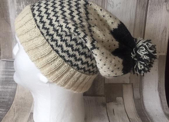 Scandinavian Ski Hat