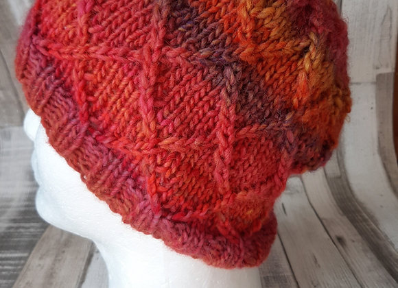 Autumn Leaves Beanie