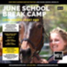JUNE BREAK (Spirits) - MRV Summer Camps