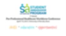 AHEC, Student Ambassador, Conference, Save the date, professonal development