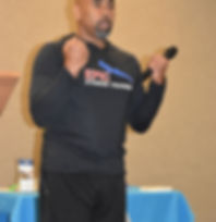 Gregory Hamilton, Certified Personal Trainer