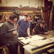 Custom metal fabrication, In-house design Capabilities