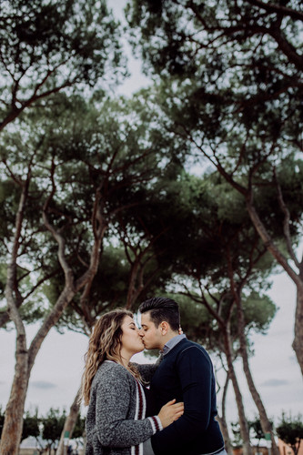 Paaraufnahmen, Coupleshooting, Italien, Toscana, Venedig, Verlobungsfotoshooting, Verlobt, Engagementshooting, Vintagefotografie, Rom, Roma, Amore, Sposa