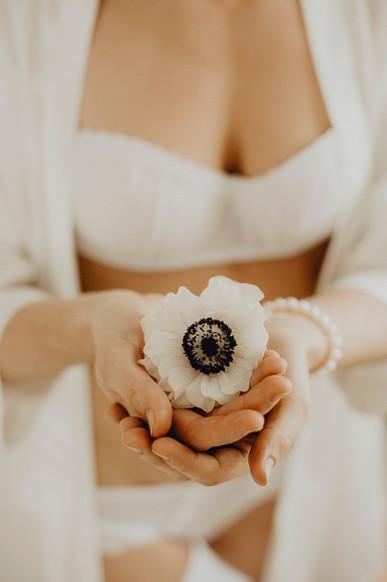 elegante boudoirfotografie
