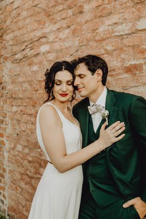 elegantes Hochzeitspaar, Gabrium,  Ivory Rose Photography