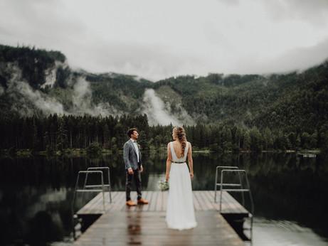 Hochzeit am Ödensee - Bad Aussee