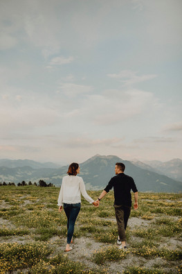 Verlobungsshooting in den Bergen, coupleshootings mountain austria, verlobungsfotos,