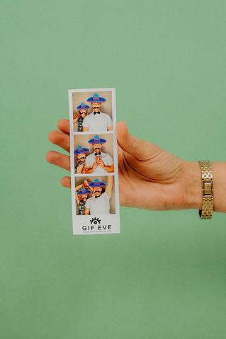 Gif Eve, Fotobox, Fotostreifen, Fotobox anmieten