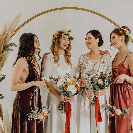 Green Wedding : nachhaltig heiraten