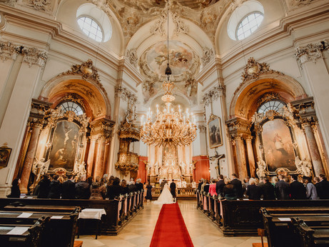 Irish/Greek Dreamwedding in the heart of Vienna