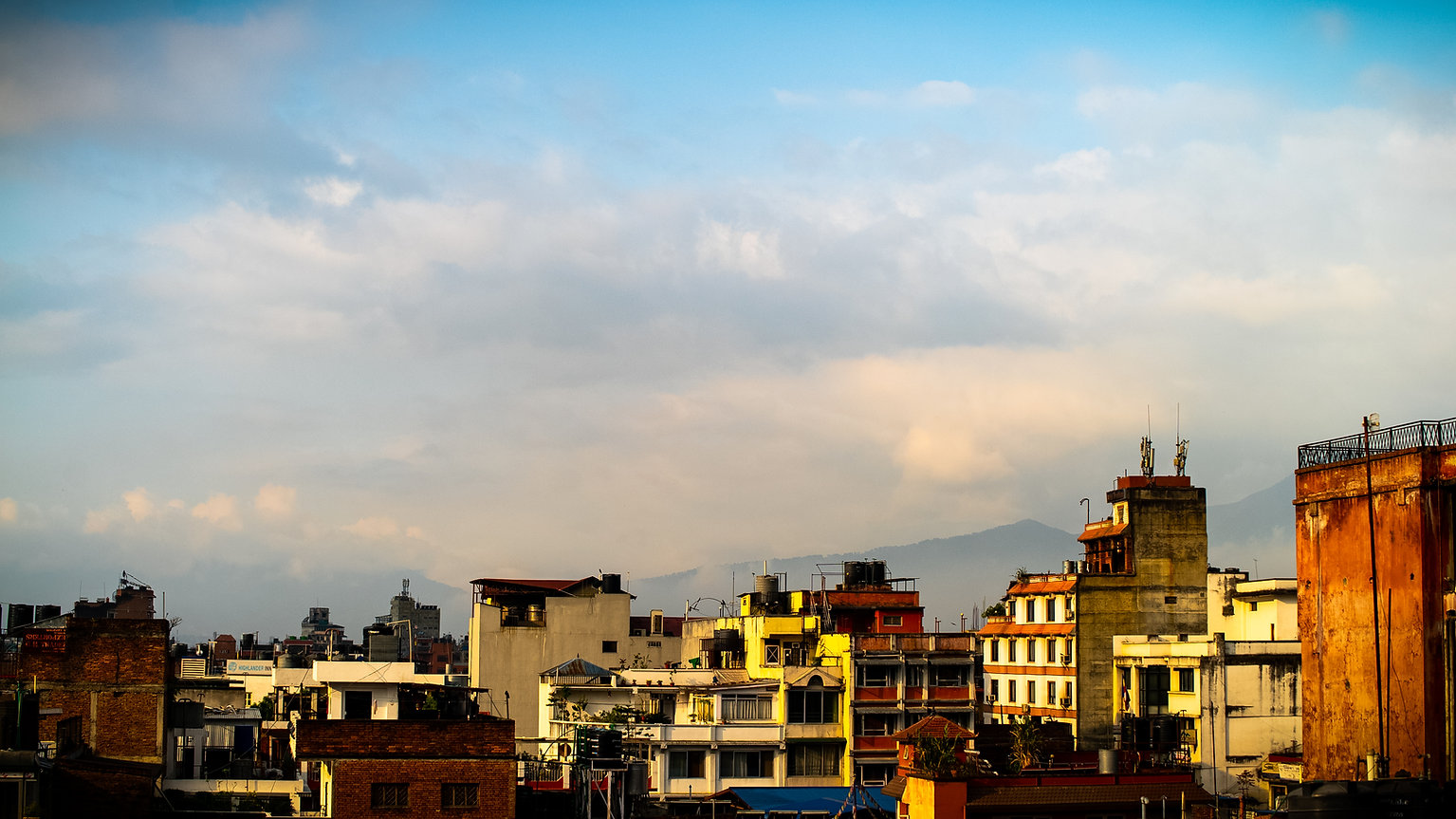 Ben Black_Kathmandu_From Hotel Festoon-0