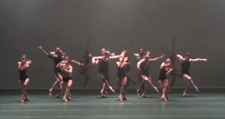 Complexions Ballet Rehearsal