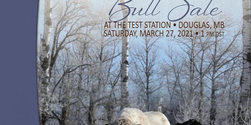 57th Annual Manitoba Bull Test Station Bull Sale