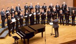 Provinciale koorwedstrijd 2015