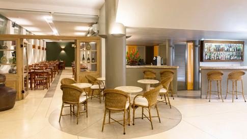 Nosso bar e restaurante