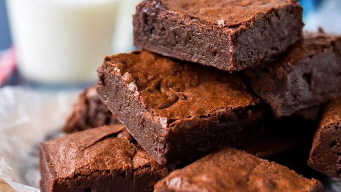 Keto Brownie 3pc/ 生酮布朗尼3片