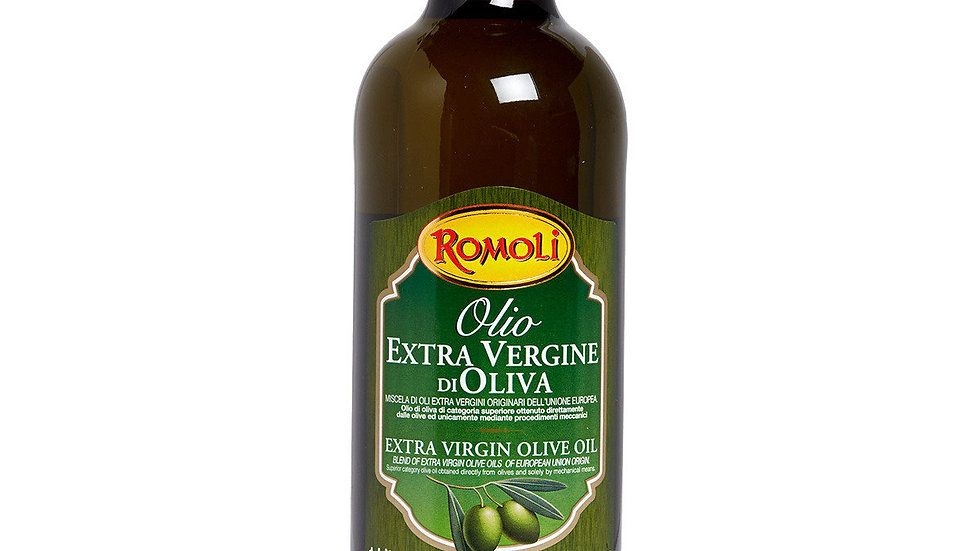 Extra Virgin Olive Oil 1lit Romoli初榨橄欖油1公升