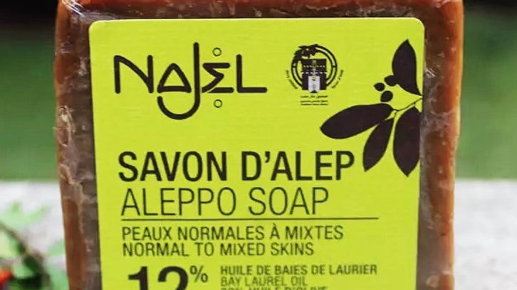 Aleppo Najel 12% Laurel Soap 60gum 阿勒頗12%月桂油皂60克