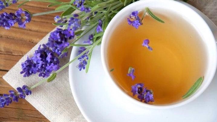 Organic Sifted Lavender Tea 有機洗淨薰衣草茶