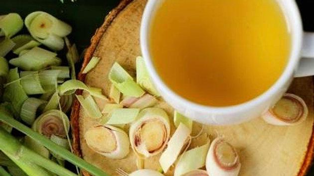 Organic Sifted Lemongrass Tea 有機洗淨香茅茶