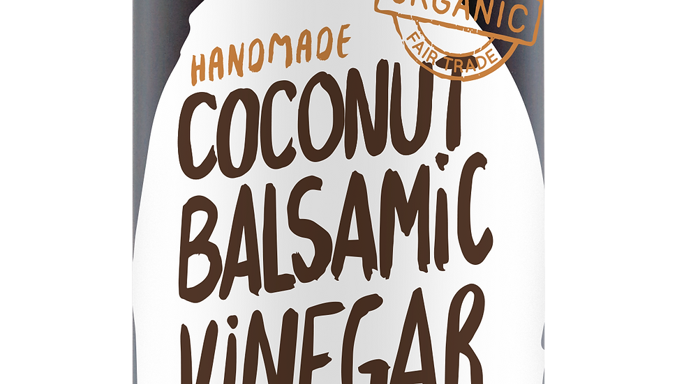 Niulife Coconut Balsamic Vinegar 250ml Niulife 有機椰子香醋 250ml