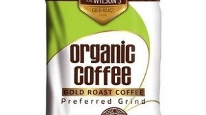 S.A. Wilsons Organic Coffee 454g