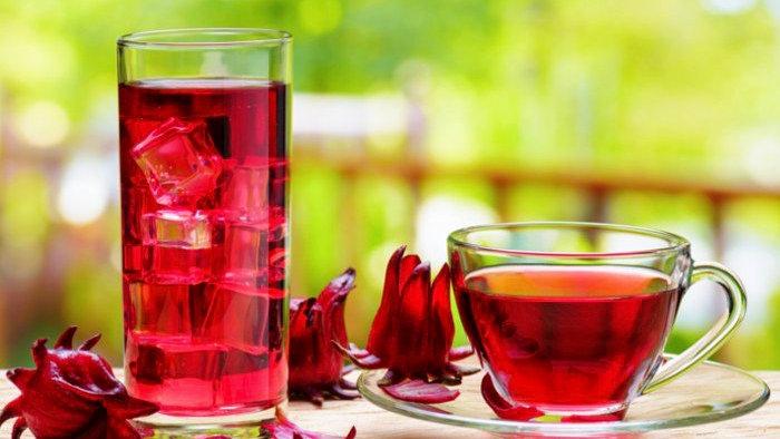 Organic Sifted Hibiscus Tea 有機洗淨木槿花茶