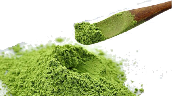 Step 1 Cleansing - Matcha & Wheatgrass Cleansing Powder 第一步清潔 - 抹茶小麥草胺基酸潔面粉
