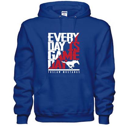 Everyday is Gameday Tuslaw Mustangs Unisex Hoodie