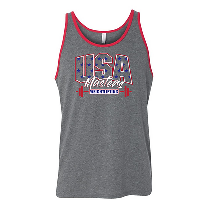 Starry USA Masters Unisex Tank Top