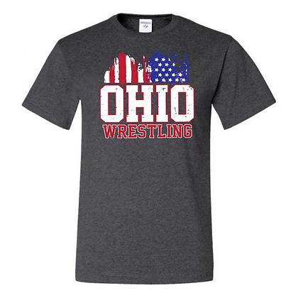 Wrestling Logo #5 Unisex T-Shirt