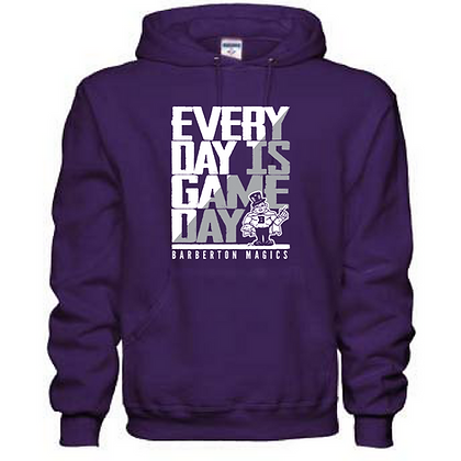 Everyday is Gameday Barberton Magics Unisex Hoodie