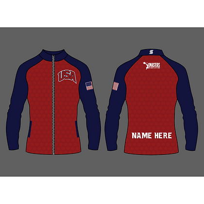 Masters Weightlifting Jacket Women's
