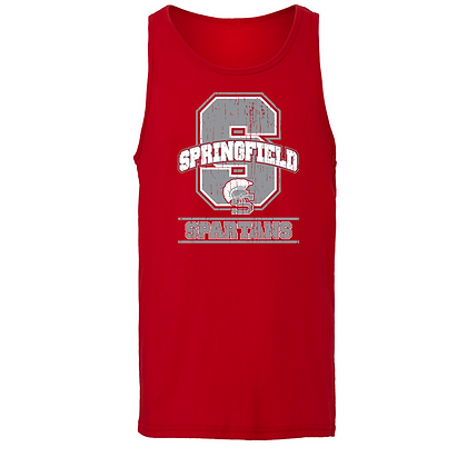 Springfield Spartans Men's Tank Top