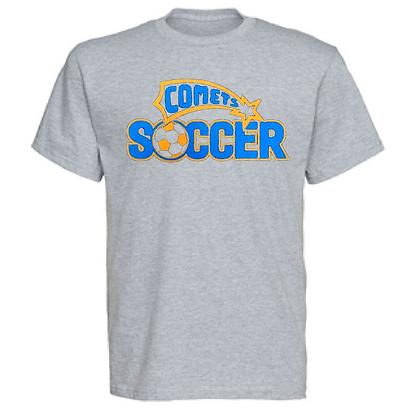 Coventry Soccer #54 Unisex T-Shirt