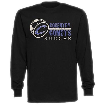Coventry Soccer #55 Unisex Long Sleeve T-Shirt
