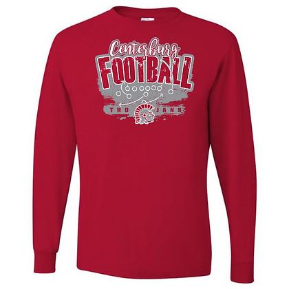 Centerburg Logo 2 Long Sleeve Shirt