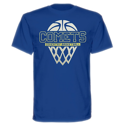 Coventry Basketball Design #33 Unisex T-Shirt