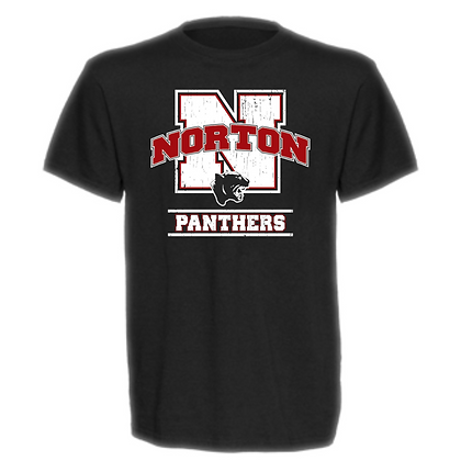 Norton Panthers Generic Logo #5 Unisex T-Shirt