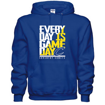 Coventry General Logo #19 Unisex Hoodie