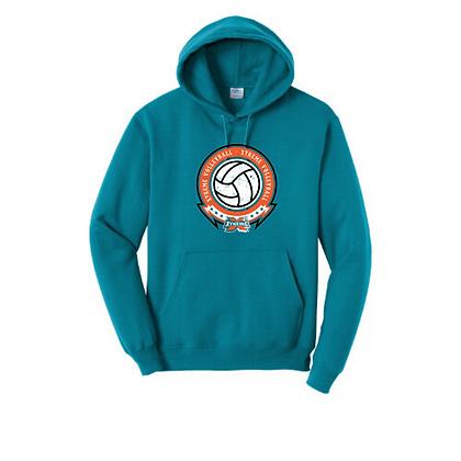 Ohio Xtreme Volleyball Logo 2 Hoodie