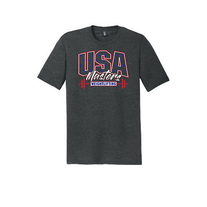 USA Masters Starry Unisex Triblend