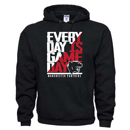 Everyday is Gameday Manchester Panthers Unisex Hoodie