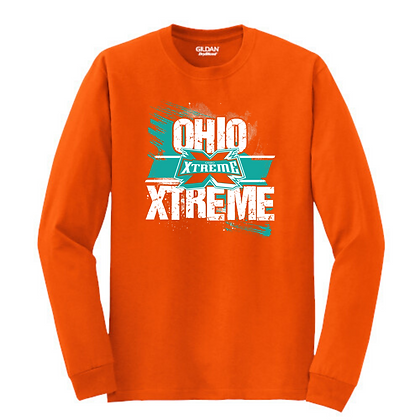 Ohio Xtreme General Logo 1 Long Sleeve