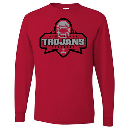 Centerburg Logo 1 Long Sleeve Shirt