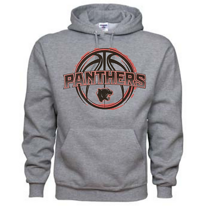 Manchester Panthers Basketball Logo #39 Unisex Hoodie