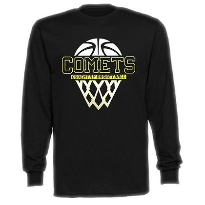 Coventry Basketball Design #33 Unisex Long Sleeve T-Shirt