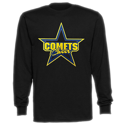 Coventry Cheer Design #38 Unisex Long Sleeve T-Shirt