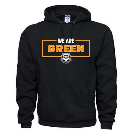 We Are Green Unisex Hoodie