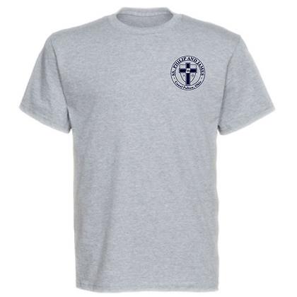 SPJ Gym Logo T-Shirt